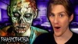 SECRET GHOST POWER GLITCH! | Phasmophobia [Co-Op Gameplay] (ft. Dead Squirrel, Ria, & Kyle)