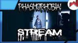 СОЛО НА ПРОФИ √ Phasmophobia стрим