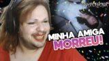 FICO TRISTE COM UMA NOTÍCIA DESSAS 🤣   Phasmophobia (ft. Nicky Mitrava, Lu Croft & Indaiass)