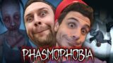 WE KILLED ALL OF OUR FRIENDS :D (Phasmophobia w/ Nanners, Gassy, Chilled & ASNW)