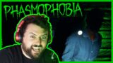 Phasmophobia but we're idiots who won't shut up   Phasmophobia Update w/ Friends