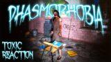 TOXIC REACTION   Phasmophobia Gameplay   15
