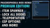 phasmophobia  2021 hack download cheat Free mod menu